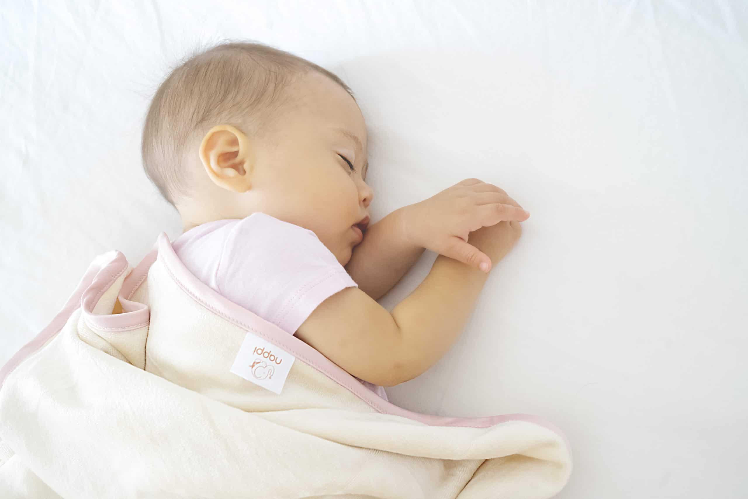 เคล็ดลับให้ลูกนอนยาว