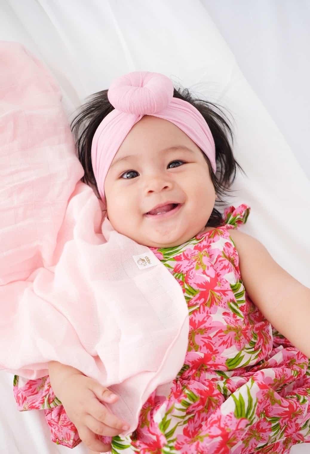 nappi pink baby